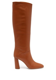 Acne Studios Knee-high leather boots