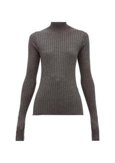 Acne Studios Kulia ribbed-knit wool sweater