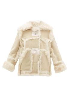 Acne Studios Lavinia shearling jacket