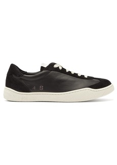 Acne Studios Lhara low-top leather trainers