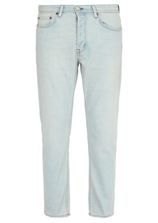 Acne Studios Max slim-fit stretch-cotton jeans