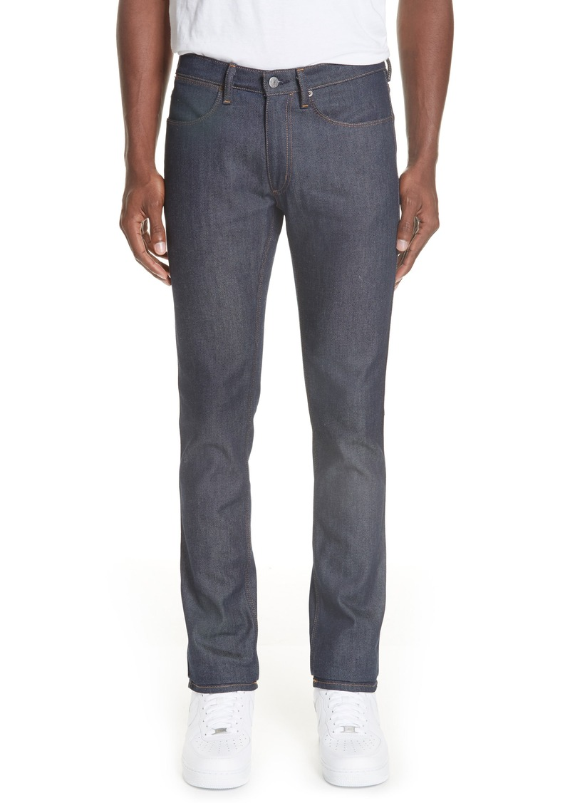 Acne Studios Max Slim Fit Jeans (Indigo)