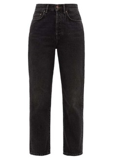 Acne Studios Mece straight-leg cotton jeans
