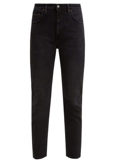 Acne Studios Melk distressed cropped jeans