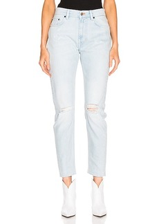 Acne Studios Melk Light Ripped Jean