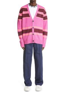 Acne Studios Men's Denim Workwear Trousers
