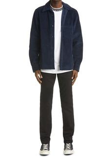Acne Studios Men's Max Stay Black Slim Fit Jeans