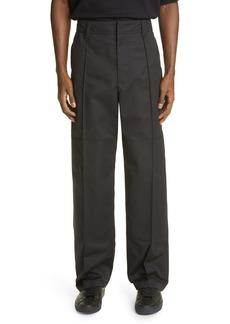 Acne Studios Men's Twill Workwear Trousers