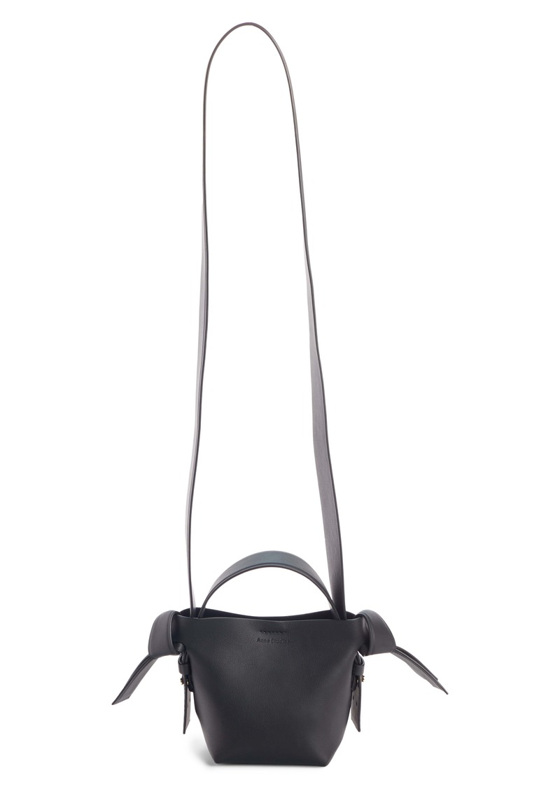 Acne Studios Micro Musubi Crossbody Bag