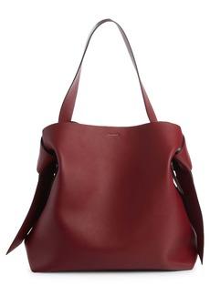 Acne Studios Midi Musubi Leather Bag