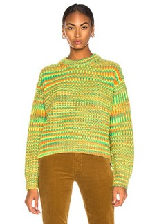 Acne Studios Mixed Sweater