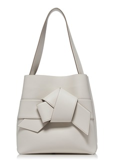 Acne Studios Musubi Knotted Leather Tote