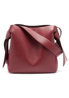 Acne Studios Musubi medium leather shoulder bag