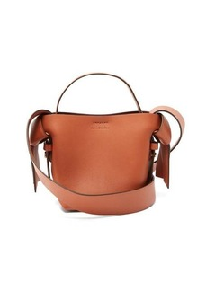 Acne Studios Musubi Micro leather cross-body bag