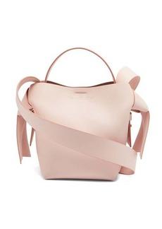 Acne Studios Musubi mini leather cross-body bag