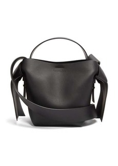 Acne Studios Musubi mini leather tote bag