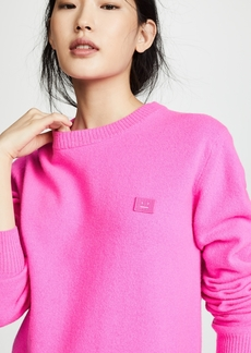 Acne Studios Nalon Face Sweater