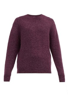 Acne Studios Nosti brushed-knit sweater