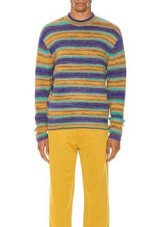 Acne Studios Nosti Seasonal Stripe Pullover