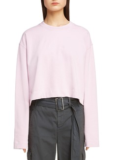 Acne Studios Odice Crop Sweater