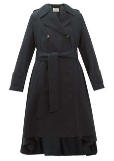 Acne Studios Olwen double-breasted trench coat
