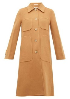 Acne Studios Orein single-breasted double-faced wool coat