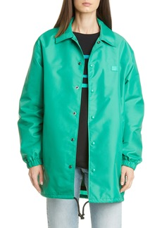 Acne Studios Oscoda Face Patch Coach's Jacket