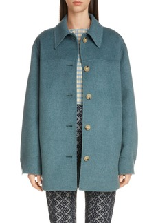 Acne Studios Otty Wool Shirt Jacket