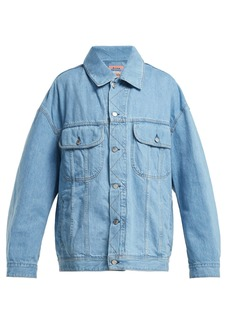 Acne Studios Oversized denim jacket