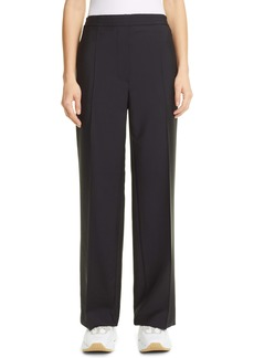 Acne Studios Paminne Wool & Mohair Suiting Trousers