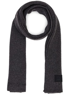 Acne Studios Pansy Face Scarf