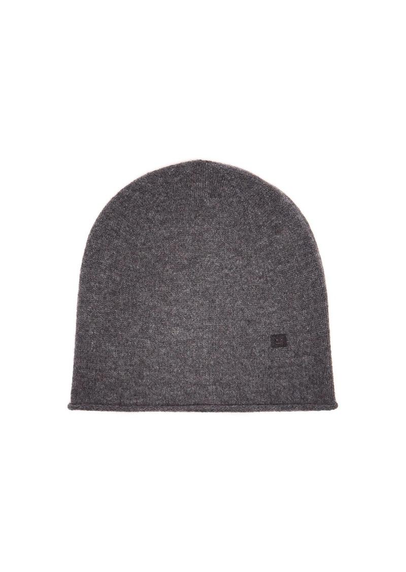38ce27fa251 Acne Studios Acne Studios Face wool beanie hat