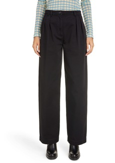 Acne Studios Pavi Cotton Twill Pants