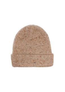 Acne Studios Peele ribbed wool-blend beanie hat