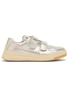 Acne Studios Perey low-top leather trainers