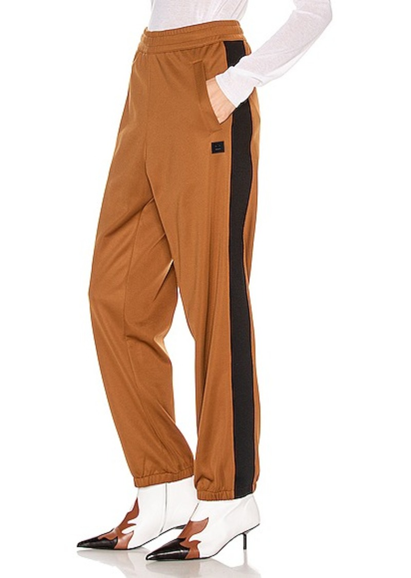 Acne Studios Prescot Face Trousers