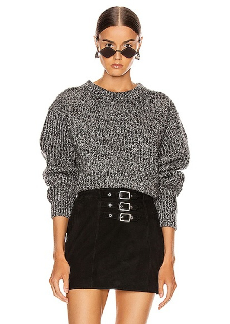 Acne Studios Rib Crewneck Sweater