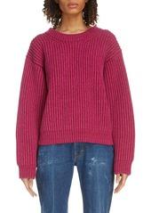 Acne Studios Ribbed Oversized Sweater