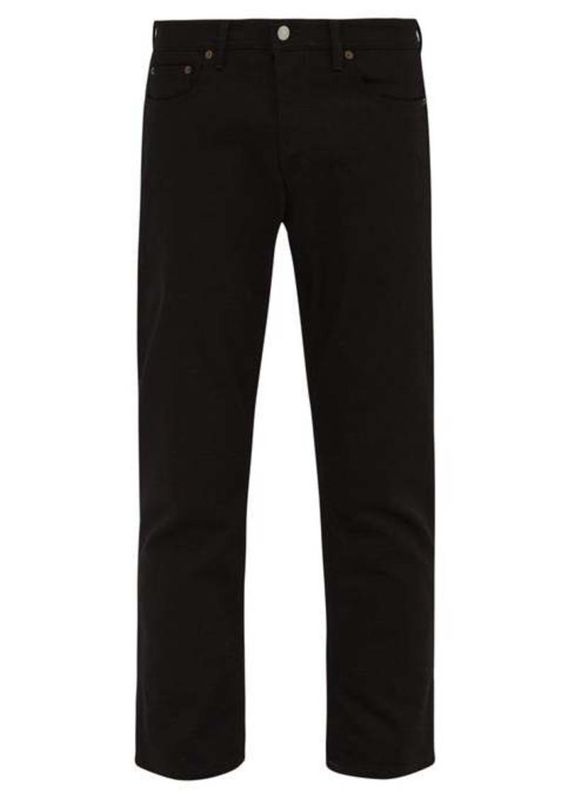 Acne Studios River cotton-blend slim-leg jeans