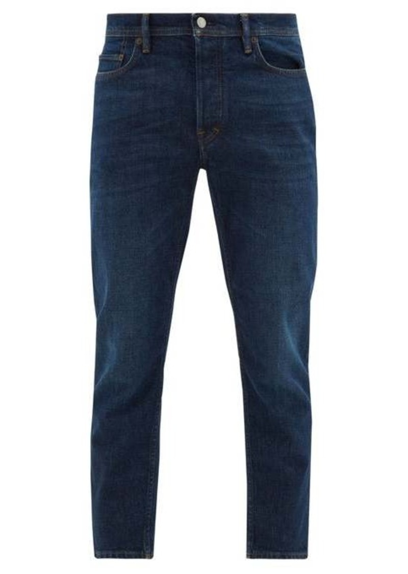 Acne Studios River tapered-leg jeans