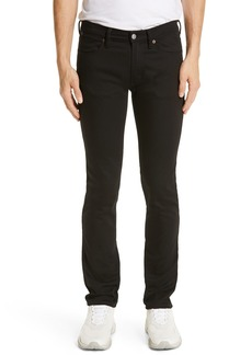 ACNE Studios Max Stay Black Skinny Fit Jeans