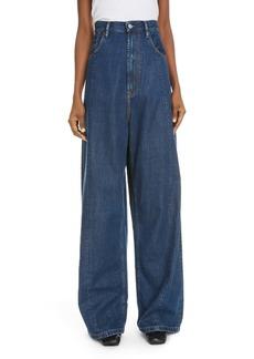 Acne Studios Rosario Wide Leg Jeans