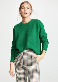 17b8e2620ea Acne Studios Acne Studios Leyla Fleece Sweater Dress