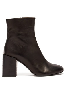 Acne Studios Saul leather ankle boots