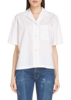 Acne Studios Sindra Poplin Shirt