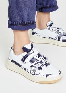 Acne Studios Steffey Map Sneakers