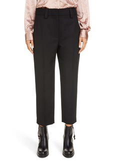 Acne Studios Str02 Crop Pants