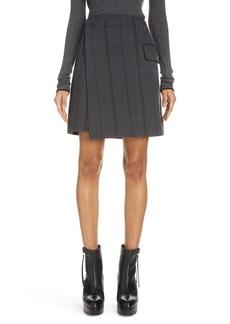 Acne Studios Suit Wrap Skirt