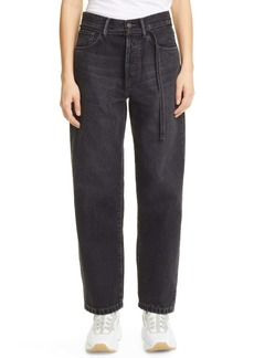 Acne Studios Toj Loose Fit Jeans