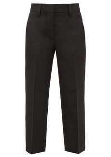Acne Studios Trea tailored straight-leg trousers